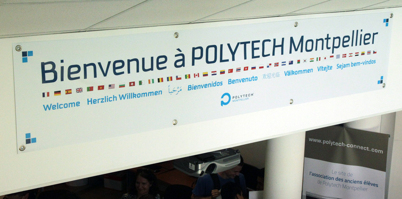bievenue à polytech