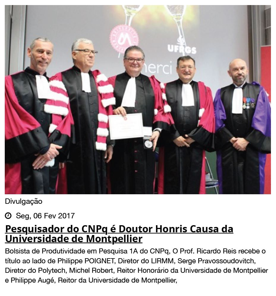 Portal CNPq Honoris Causa 6 fev 2017