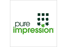 logo pure impression