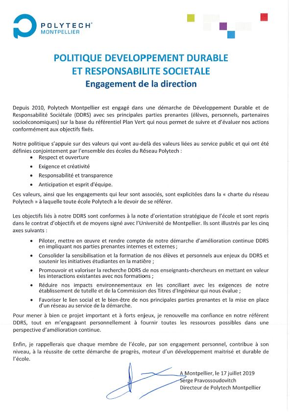 lettre cadrage DDRS 2019